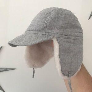 Baby Gap Faux Fur Trapper Hat 12M - 18M